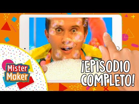 Mister Maker En Español | Episodio 2, Temporada 2