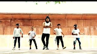 Aloo chat song dance by last kings ( sunder)