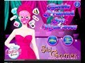 Barbie Girl Online Games Barbie Diamond Facial Makeover Game