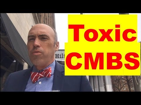 The Fed Bailout of CMBS: Toxic Asset Subsidies & the Early Redemption of TALF Loans | MEA Conference