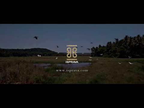 Isprava - Villa Loto Bianco, Siolim - Drone Video