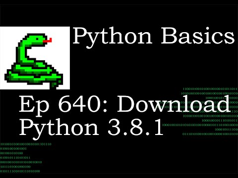 Python Basics Tutorial Newer Version of Python thumbnail