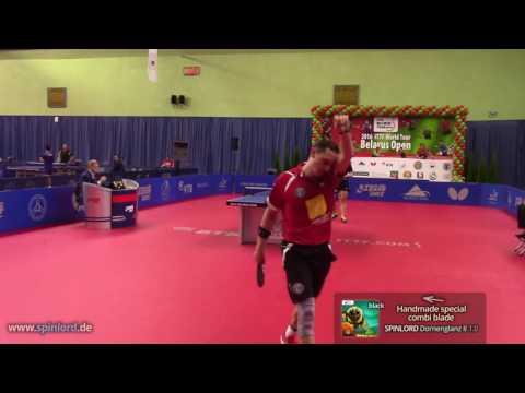Kalachevskyi - Huang Chien Tu #336, Belarus Open 2016