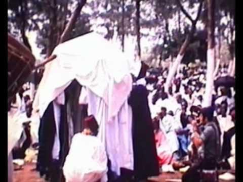 Guinée Bissau  1970 cérémonie fin ramadan.avi