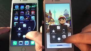 iphone 7 plus ios 11 vs 12