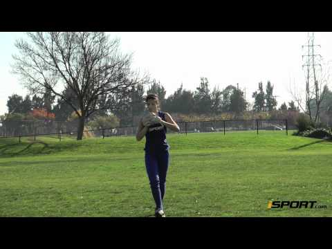 How to Throw in the Outfield in Softball