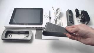 видео Купить EP-2291 Видеодомофон Eplutus