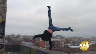 Parkour and Freerunning 2014