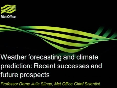 Weather Forecasting, Climate Prediction, & Partnership
