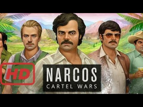 NARCOS CARTEL WARS Android / iOS Gameplay Trailer  #DOL