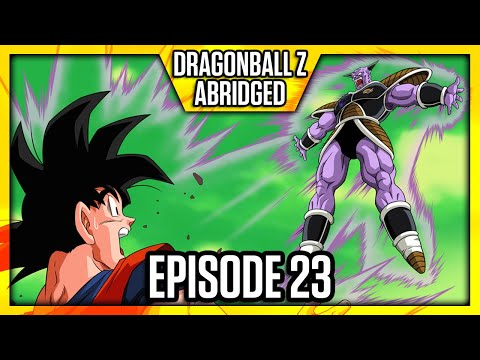 DragonBall Z Abridged: Episode 23 - TeamFourStar (TFS)