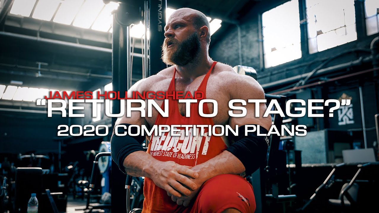 When Will I Return to the  Bodybuilding Stage? - The 2020 IFBB Pro Show Competition Plan!