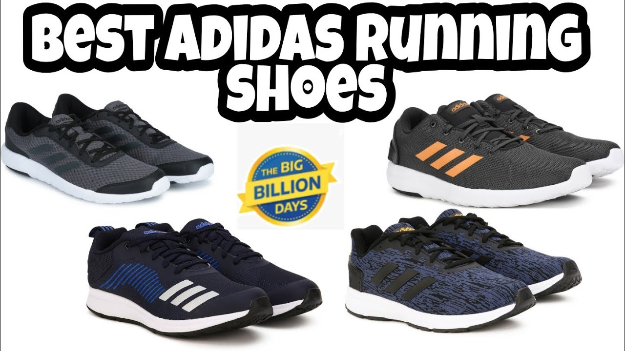 Top 5 best Adidas running shoes under