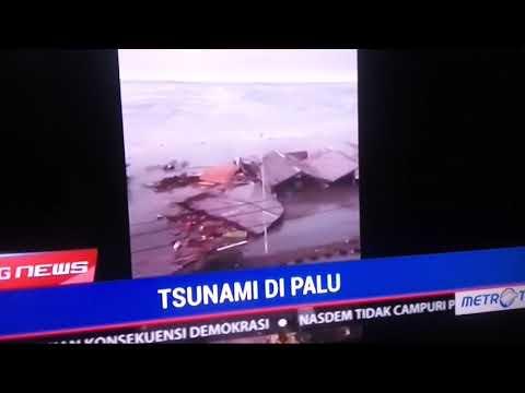 Tsunami di Palu Sulteng