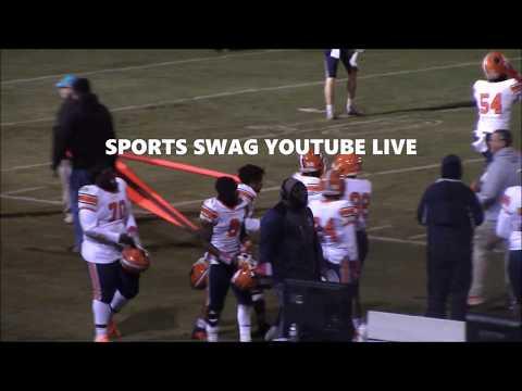 """""""SLANGIN' DAT THANG""""...JAMIR BOYD CAN THROW DA ROCK...NORTH STAFFORD HIGH SCHOOL FOOTBALL#VASWAG"""