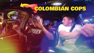Coke Prank on Colombian Cops!