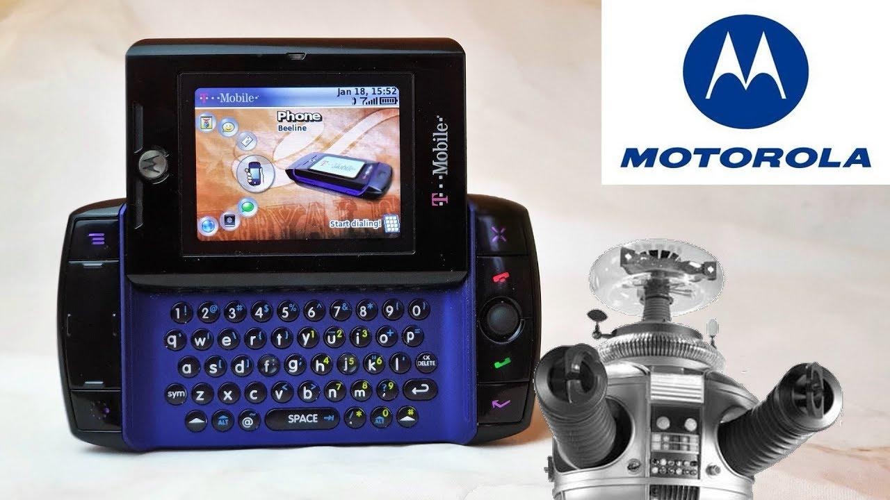 Motorola Q700: смартфон эпохи Danger OS (2007) – ретроспектива