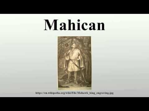 Mahican