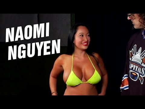 Hot Girls and Earl: Naomi Nguyen - Comedy Time