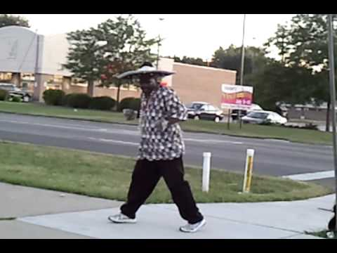 Birdman Dancing in Inkster