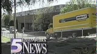 WRAL 5 News Tease (1996)