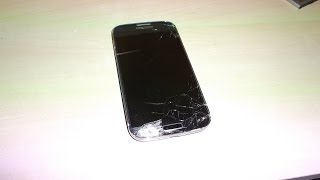 how to backup android s4 broken screen