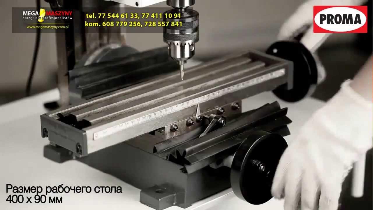 Ogromny Frezarki modelarskie - YouTube TC22