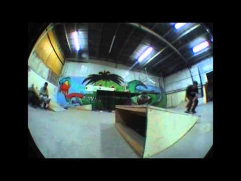 G-zone Skatepark Sesh 2013