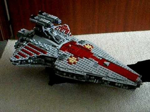 lego republic star destroyer - photo #7