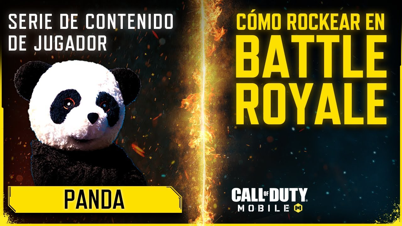 Call of Duty®: Mobile x Panda | Lo Mejor Para Ganar Battle Royale