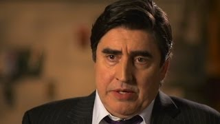 The Normal Heart: Interview with Alfred Molina (HBO Films)