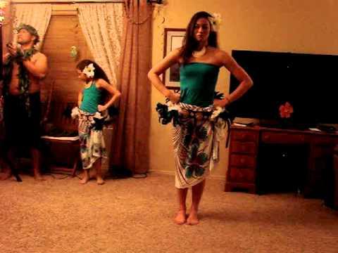 Professional Hula Dancers 3/14