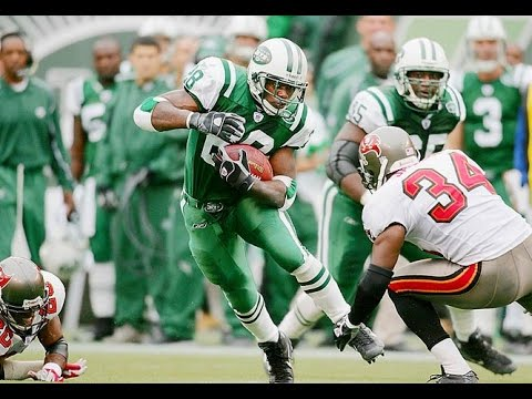 Curtis Martin Highlights