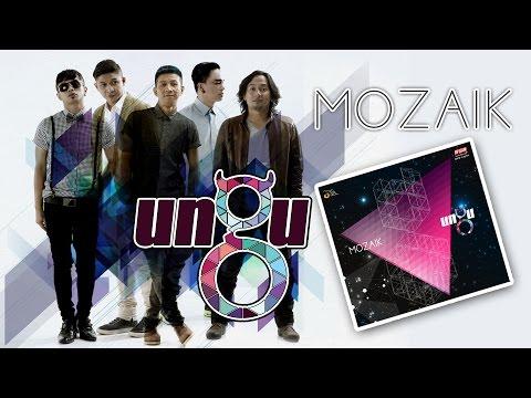 Promo : Album Terbaru UNGU - MOZAIK