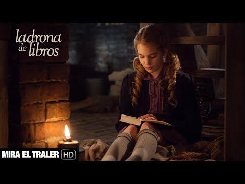 Ladrona De Libros   Trailer Subtitulado En Español HD