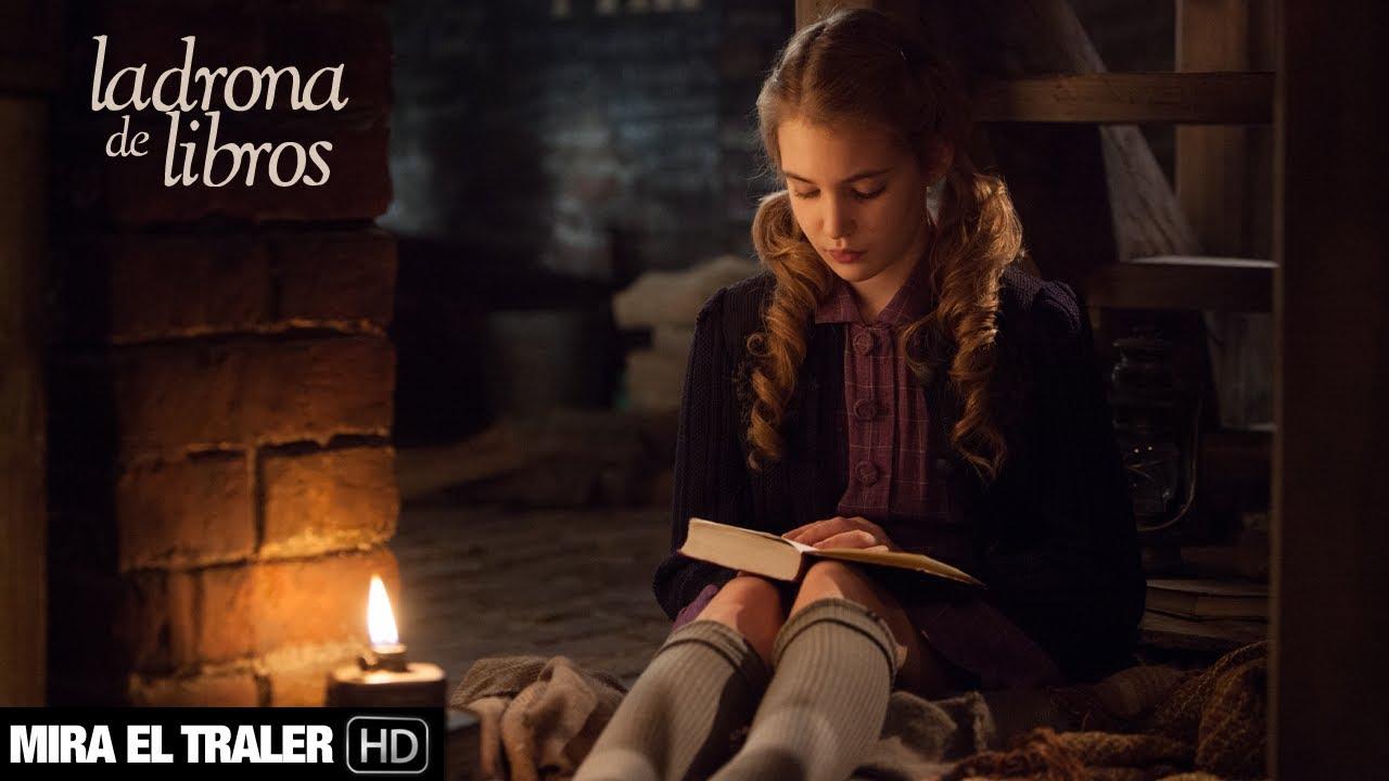 Ladrona de Libros | Trailer Subtitulado en Español HD