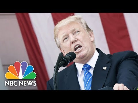 Watch Live: Trump Delivers Tax Reform Speech from Missouri | NBC News