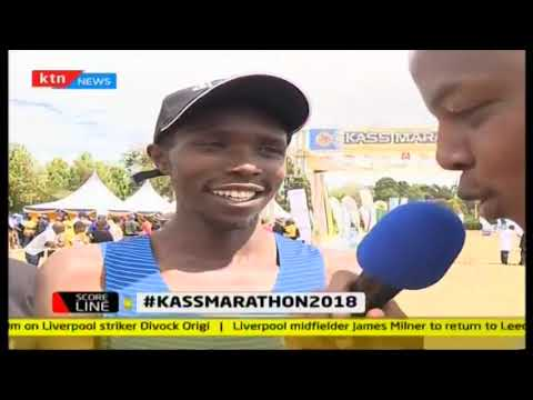The Elgeyo Marakwet camp that dominates Kass Marathon, they've won three editions consecutively