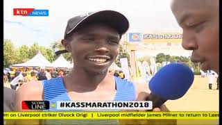 The Elgeyo Marakwet camp that dominates Kass Marathon, they\'ve won three editions consecutively