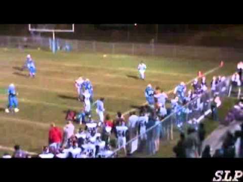 Dameian Jones-   Heard County High School -- Senior Highlights (2010 Season).flv