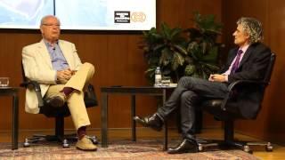 Conversaciones en la Aljafería: Ferrer Lerín (parte 2)