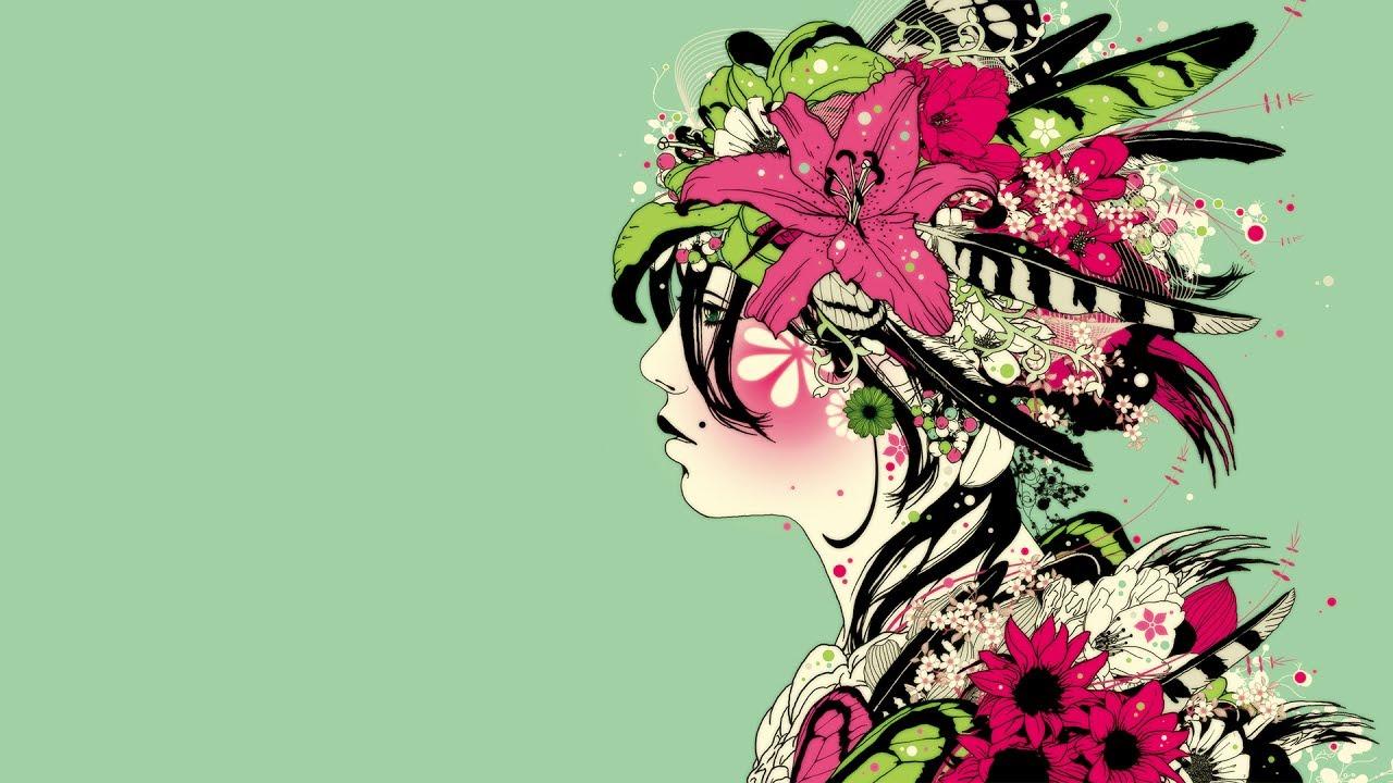 Girl With Chocolate Wallpaper Dj Okawari Diorama Full Album Hd Youtube