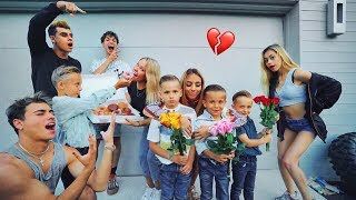 MINI DOBRE BROTHERS STOLE OUR GIRLFRIENDS!