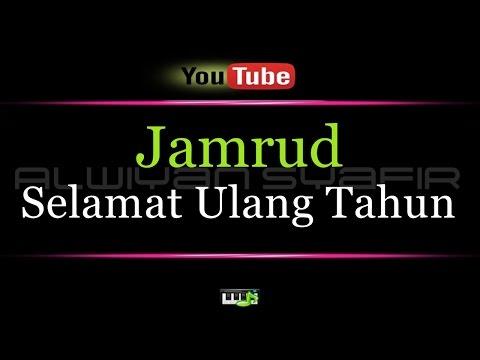 Karaoke Jamrud - Selamat Ulang Tahun