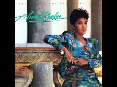 Anita Baker - You Belong To Me + Lyrics