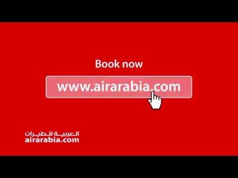 Air Arabia #FlyMore