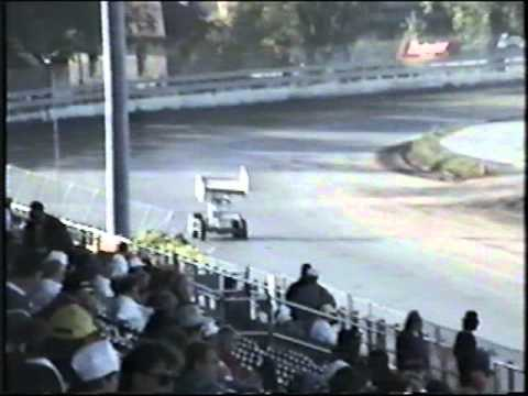 World Of Outlaws 1994 Part 7-10 Syracuse Time Trials