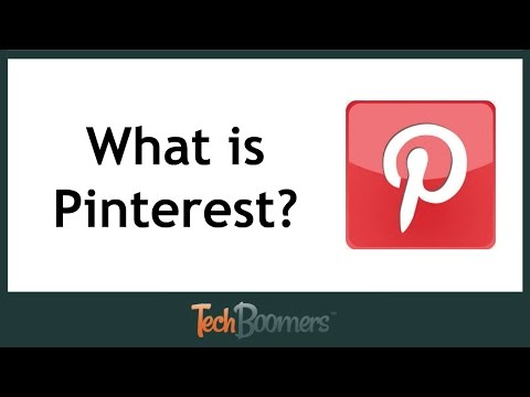 What Is Pinterest How Does It Work Youtube