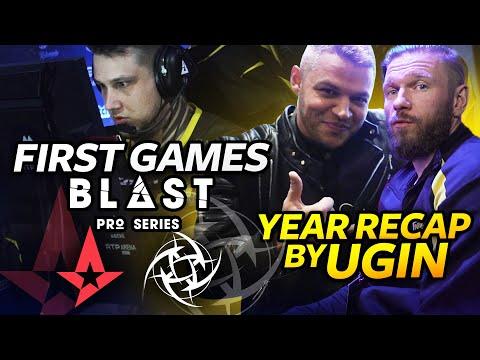 #NAVIVLOG: First games at BLAST Lisbon, Year recap by Ugin