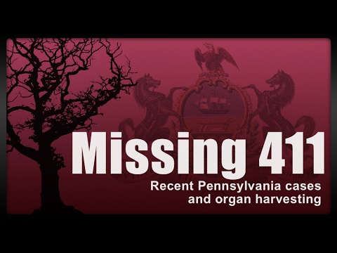 Missing 411 | Pennsylvania | Organ Harvesting | OBDM Podcast